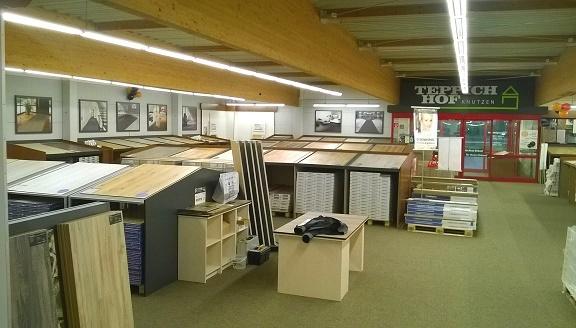 LED Beleuchtung für Verkaufsräume, Ausstellungsflächen und