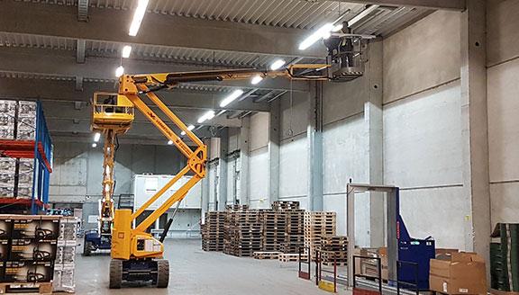 Installation und Montage LED Lichtbänder